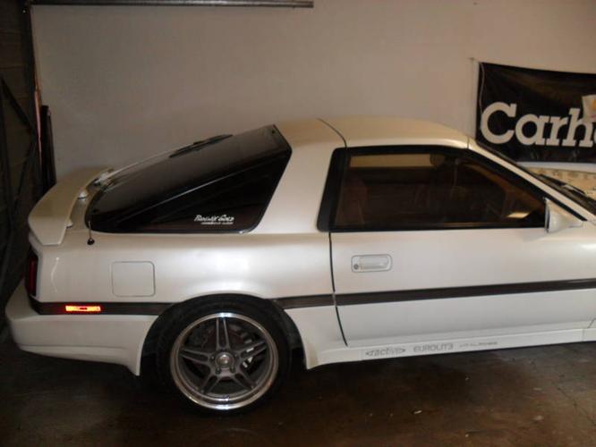 1987 Toyota Supra turbo Coupe