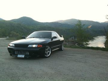1991 Nissan Skyline for $10,000