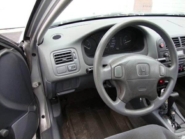 1998 honda civic LX auto 4 doors sedan,only165000KM,4 cyl,ac - $2000
