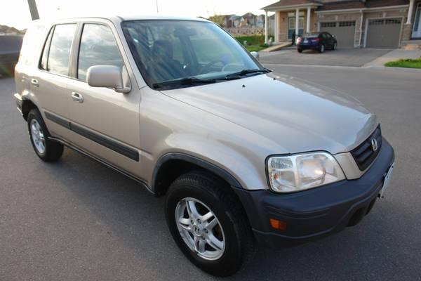 2000 Honda Cr-V 4WD Safety & Emissioned - $4250