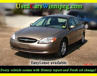 2003 Ford Taurus SE - $3999