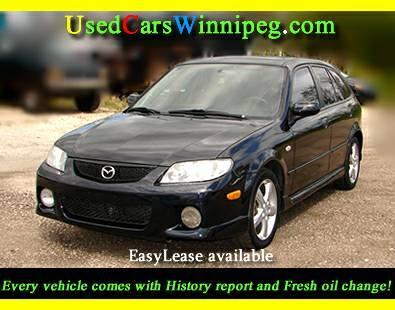2003 Mazda Protege 5 - Safetied - $3999