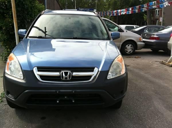 2004 Honda CR-V EX-L SUV - $8495