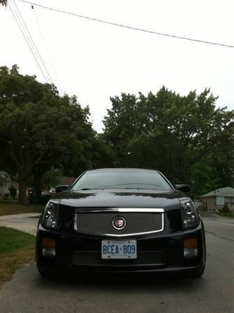 2005 Cadillac CTS-V - $12500