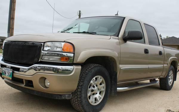 2005 GMC Sierra - $15750