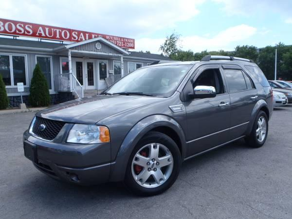 2006 Ford Freestyle Limited - $7998
