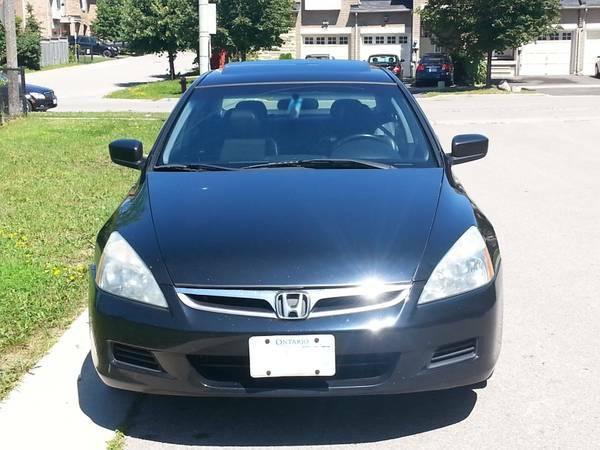 2006 Honda Accord EX-L - $6500