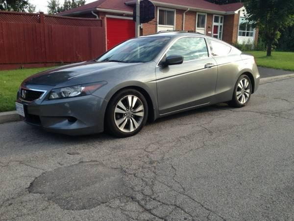 2008 Honda Accord Coupe - Finance Takeover - $14800