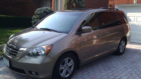2008 HONDA Odyssey Touring NAVI DVD LEATHER BACKUP CAM PARK