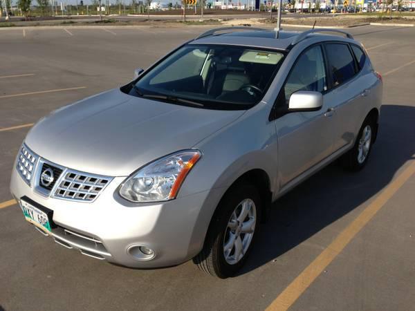 2008 SL AWD Nissan Rogue - $16499