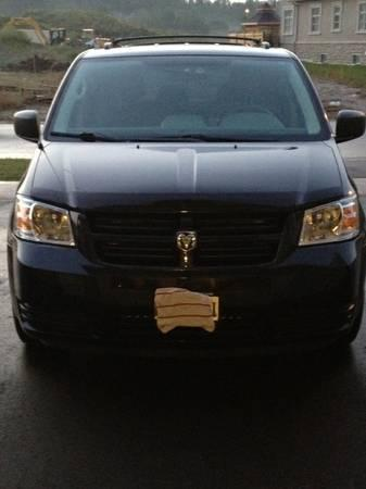 2009 Dodge Grand Caravan Canada Value Package Minivan - $12500
