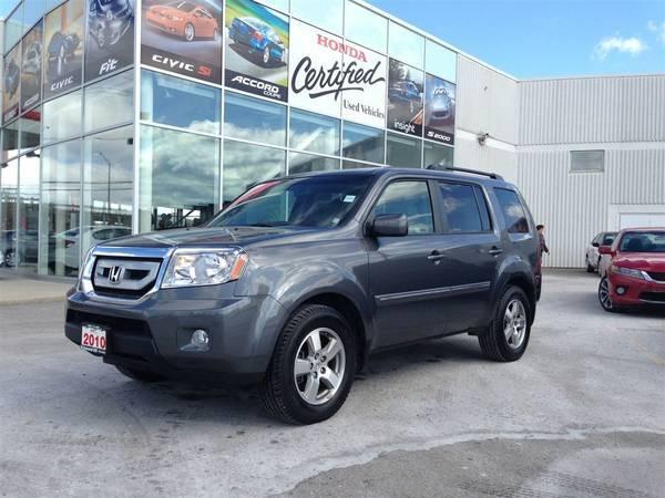 2010 Honda Pilot EX-L - LOADED!!! SUV - $29894
