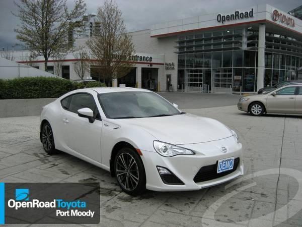 2013 SCION FR-S AUTO - Open Road Toyota - $28855