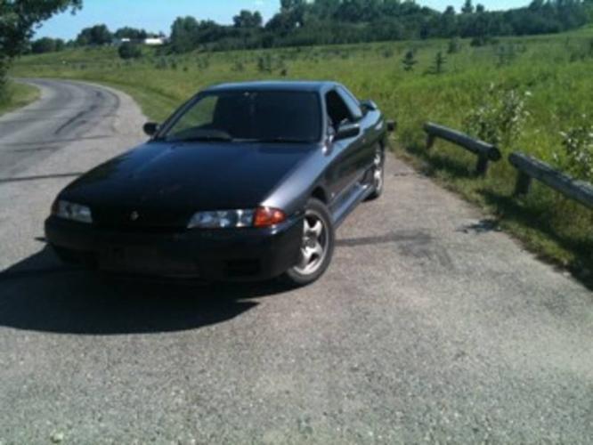 Nissan Skyline Gts4