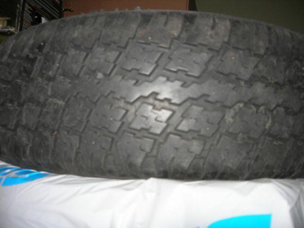Pontiac Montana 2003 Four Signet Winter tires with Rims - $185