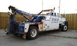 * 00 GMC 8500 Tow Truck **