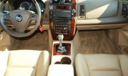 07 Cadillac CTS 3.6L DOHC 270HP Luxury & Sport only 38,000 km