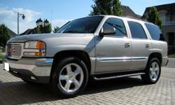 2004 GMC Yukon SLT SUV