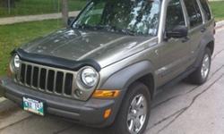 OBO 2006 Jeep Liberty