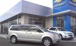 2008 Dodge Grand Caravan SE STOW N GO, REAR A/C WAS