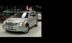 2005 Cadillac SRX Silver