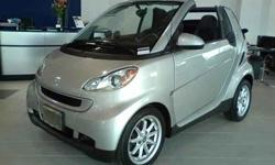 2009 Smart FORTWO passion cab