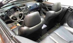 2003 Mitsubishi Eclipse Grey