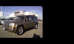 2007 Jeep Patriot Brown