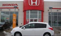 2010 Nissan Versa S for sale.
