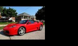2006 Ferrari F430 Red