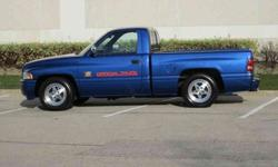 1996 Dodge Ram 1500 Indy 500 Pace