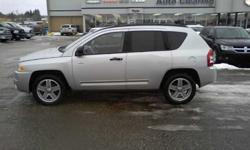 2008 Jeep Compass 2.4 4WD