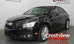 2011 Chevrolet Cruze LT Turbo w/ RS Package