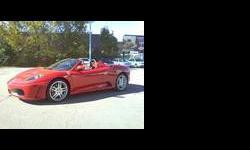 2006 Ferrari 430 Red