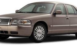 2010 Mercury Grand Marquis CLEAN PARKED