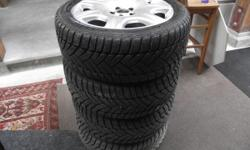"""19"""" OEM Bentley Continental Wheels with Dunlop SP Winters"""