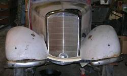 1937 170 Mercedes-Benz