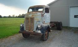 1946 DODGE COE TRUCK