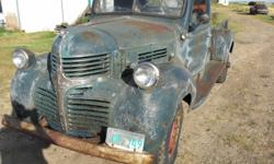 1947 Dodge Other Pickups Pickup Truck