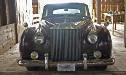 1960 Rolls-Royce Silver Cloud II with A/C