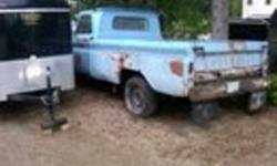 1966 Chevrolet C10 Pickup Truck