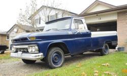 1966 GMC C10 PICKUP 283