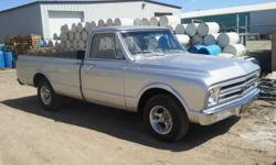 1967 Chevrolet C10 Pickup Truck Motivated REDUCED