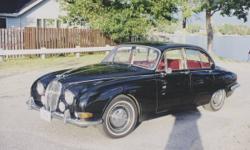 1968 Jaguar 3.8 S Type