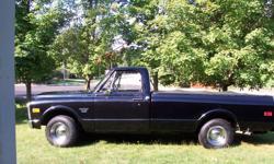 1969 Chevrolet C10 Pickup Truck