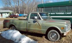 1971 Chevrolet C10 Pickup Truck