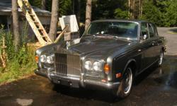 1971 Rolls-Royce Silver Shadow Sedan
