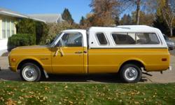 1972 Chevrolet C10 Pickup Truck