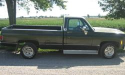 1978 Chevrolet C10 Pickup Truck