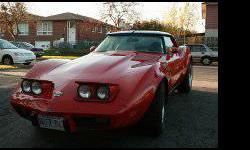 1978 Chevrolet Corvette Coupe,silver Anniversary DISTRESS sale GARAGED